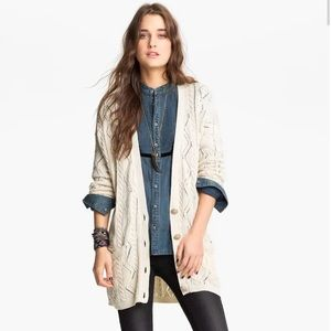Free People | New Romantics | Bang Bang | Cardigan